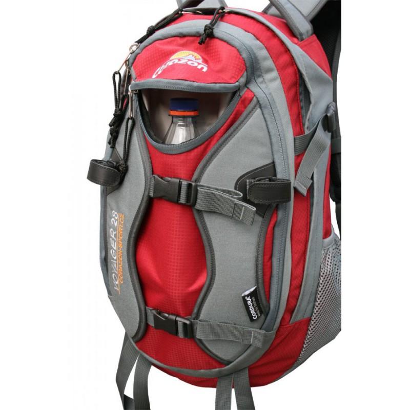 b67a5b05ced Corazon Voyager 28 Cordura červená turistický batoh ...