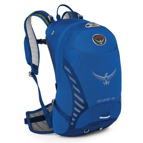 Osprey Escapist 18 M/L indigo blue cykloturistický batoh