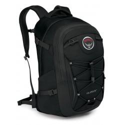 Osprey Quasar 28 black městský batoh na notebook