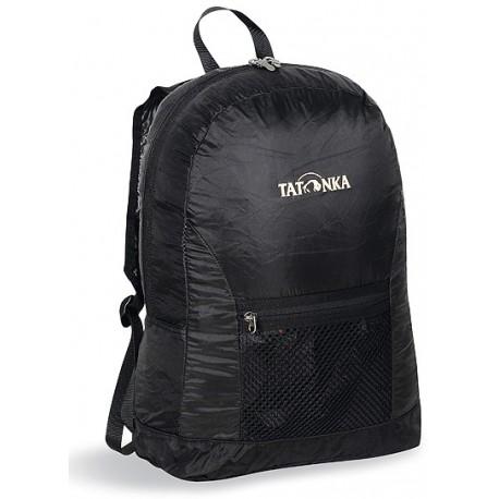 028f7981a6 Tatonka Superlight 18 black sbalitelný turistický batoh