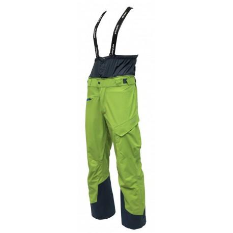 Pinguin Freeride Pants žlutá unisex nepromokavé kalhoty A.C.D. membrane 2L