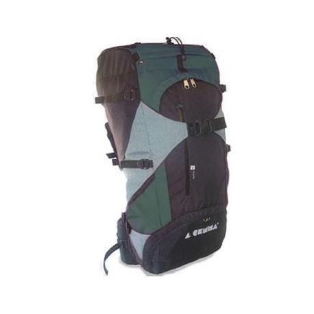 1cff7bb3dc Gemma Turist 55 tmavě zelená Cordura turistický batoh