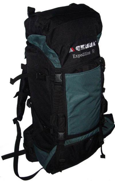 4477b6ec34d Gemma Expedition 50l Cordura turistický batoh