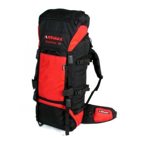 Gemma Expedition 60 Cordura červená expediční batoh