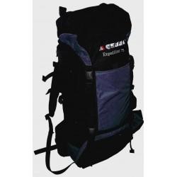 Gemma Expedition 75 Cordura tmavě modrá expediční batoh