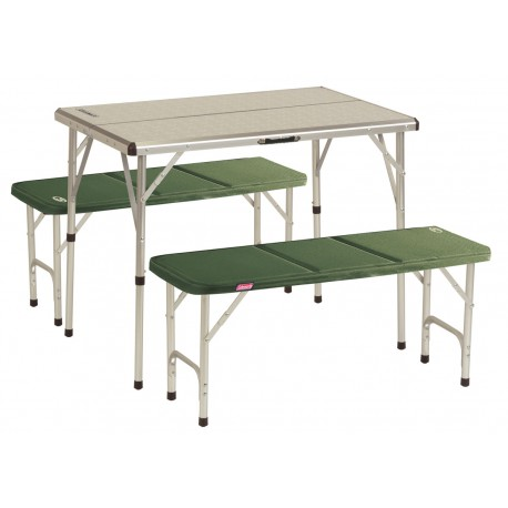 Coleman Pack-Away Table For 4 kempingový stolek