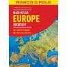 Marco Polo Evropa 1:750 000 Maxi Atlas autoatlas