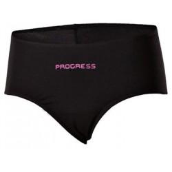 Progress Eco E KALZ černá dámské kalhotky bambus