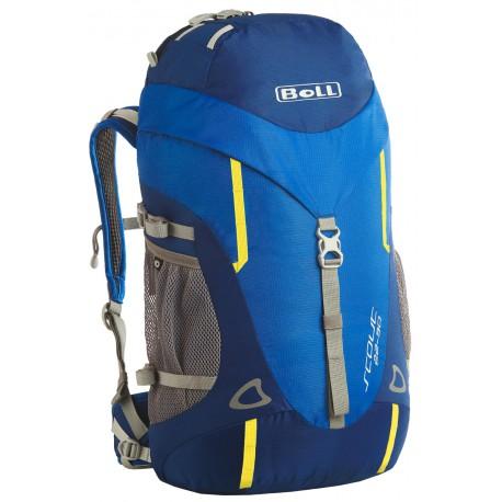 Boll Scout 22-30 modrá dětský turistický batoh