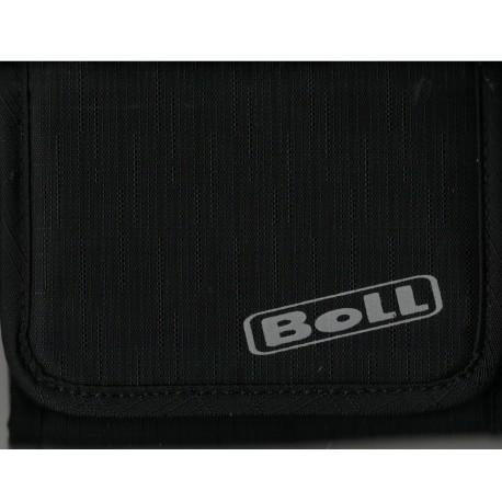 Boll Tri-Fold Wallet černá peněženka