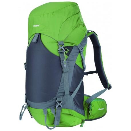 Husky Menic 50 zelená turistický batoh