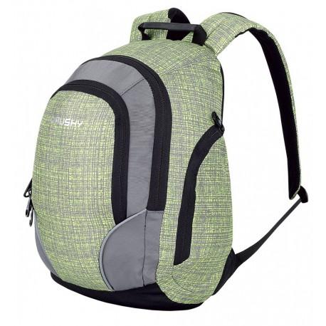Husky Jelly 10 zelená dětský městský batoh