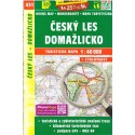 SHOCart 431 Český les, Domažlicko 1:40 000 turistická mapa