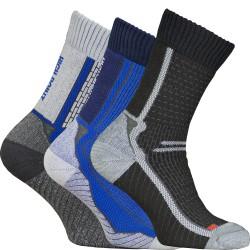 High Point Trek 2.0 3-Pack trekové ponožky