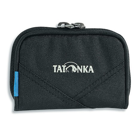 Tatonka Plain Wallet černá peněženka