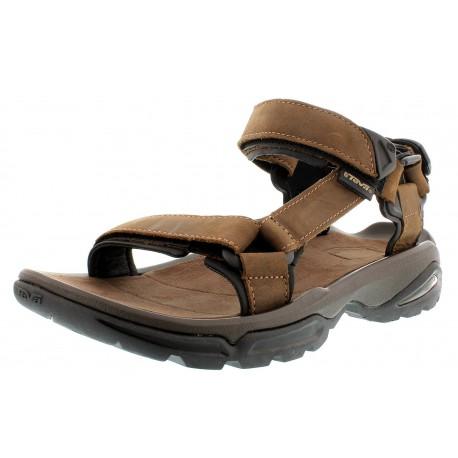 Teva Terra Fi 4 Leather 1006251 BIS pánské kožené sandály