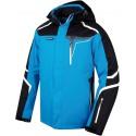 Husky Gaven modrá pánská nepromokavá zimní lyžařská bunda Aquablock Plus