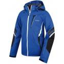 Husky Maron modrá pánská nepromokavá zimní lyžařská bunda HuskyTech 20000