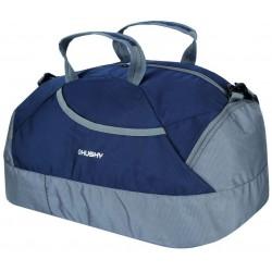 Husky Tally 40 modrá cestovní taška