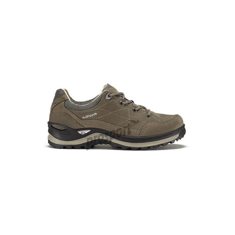 Lowa Renegade III GTX LO W stone dámské nízké nepromokavé kožené boty 34220b8c2f