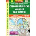 SHOCart 440 Českobudějovicko, Hluboká nad Vltavou 1:40 000 turistická mapa