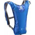 Salomon Agile 2 2 Set union blue/gecko green 375746 běžecký batoh + vodní vak