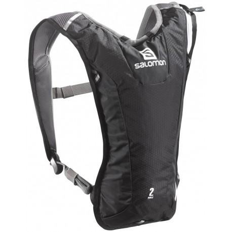 Salomon Agile 2 2 Set black/white 375745 běžecký batoh + vodní vak