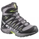 Salomon XA Pro 3D Winter TS CS WP J detroit/black 376096 dětské zimní nepromokavé boty
