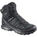 Salomon X Ultra Winter CS WP black/autobahn 376635 pánské zimní nepromokavé boty