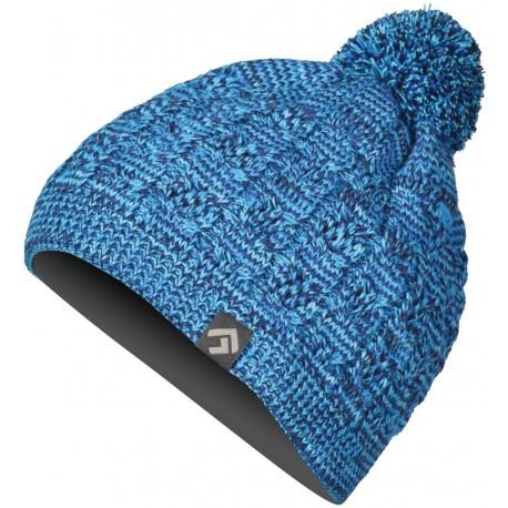 Direct Alpine Luna blue dámská pletená čepice