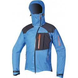 Direct Alpine Guide 5.0 blue/anthracite pánská nepromokavá bunda Gelanots HB 3L