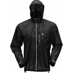 High Point Road Runner 2.0 Jacket black pánská nepromokavá bunda BlocVent 2,5L Super Light