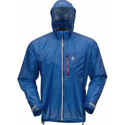 High Point Road Runner 2.0 Jacket blue pánská nepromokavá bunda BlocVent 2,5L Super Light