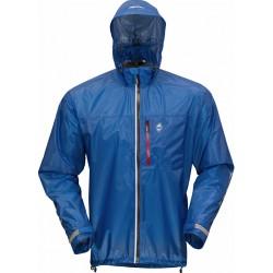 High Point Road Runner 2.0 Jacket blue pánská nepromokavá bunda BlocVent 2,5L Super Light