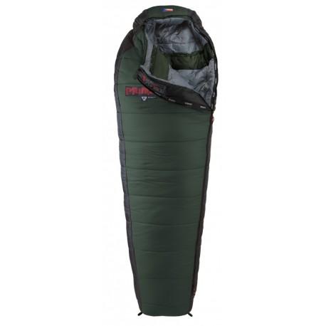 Prima Annapurna 220 zelená ultralehký letní spací pytel Climashield APEX