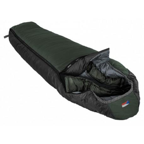 Prima Manaslu 200 zelená ultralehký letní spací pytel Climashield APEX (1)