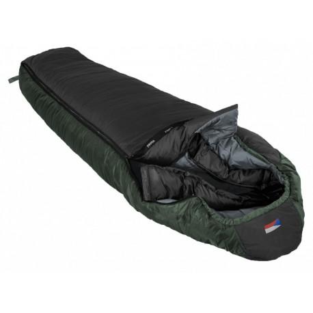 Prima Manaslu 220 černá ultralehký letní spací pytel Climashield APEX (1)