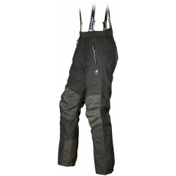 High Point Teton 2.0 black pánské nepromokavé kalhoty BlocVent 2L SDWR