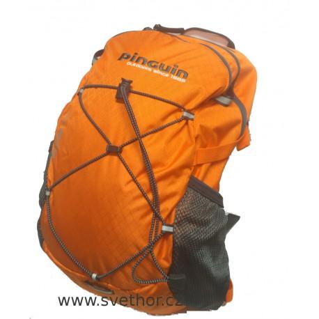 Pinguin Ride 19 oranžová cykloturistický batoh