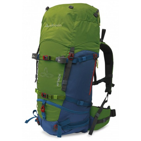 Pinguin Attack 45 zelená skialpinistický batoh