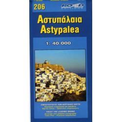 206 Astypalea 1:40 000