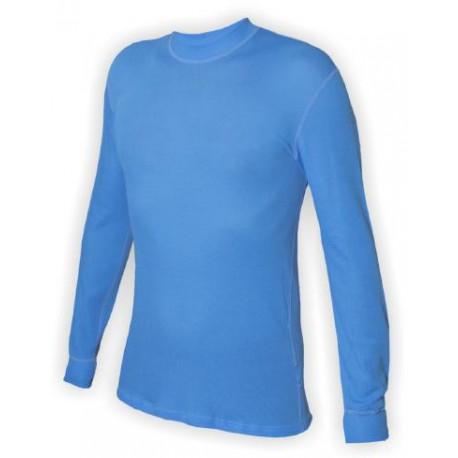 Jitex BoCo Joboko 301 TEX modrá dětské triko dlouhý rukáv