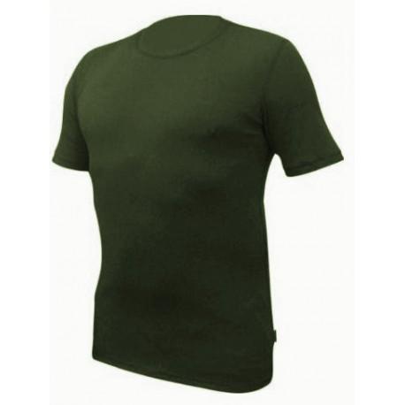 Jitex BoCo Ibal 701 TEX tmavě khaki unisex triko krátký rukáv