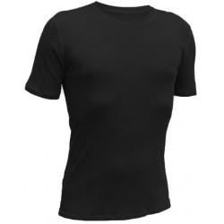 Jitex Ibal 701 TEX černá unisex triko krátký rukáv