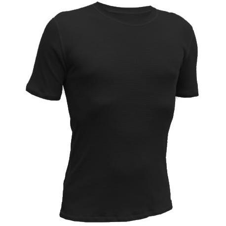 Jitex BoCo Ibal 701 TEX černá unisex triko krátký rukáv