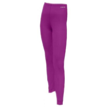 Jitex BoCo Batero 301 TEX fialová dětské spodky dlouhá nohavice