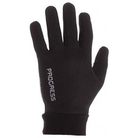 Progress Windy černá unisex větruodolné rukavice (1)