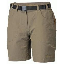 Progress Sagarmatha Shorts khaki dámské turistické šortky