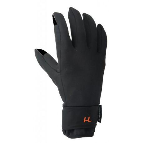 Ferrino Micro prodyšné rukavice tenké černé
