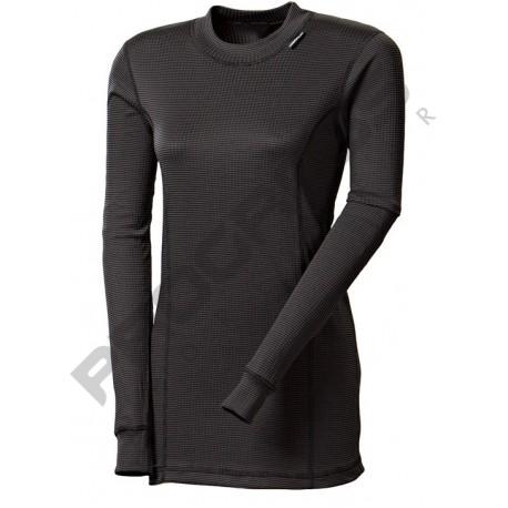 Progress Micro Sense MS NDRZ černá dámské triko dlouhý rukáv
